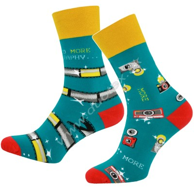 Pánske ponožky More-079A-019