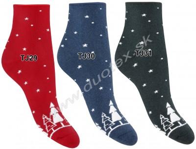 Zimné ponožky Steven-123-29