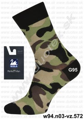 Pánske ponožky w94.n03-vz.572