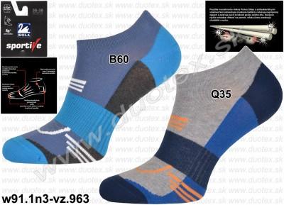 Členkové ponožky w91.1n3-vz.963