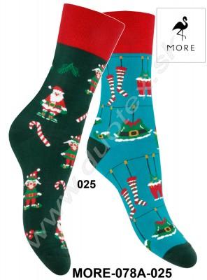 Dámske ponožky More-078A-025