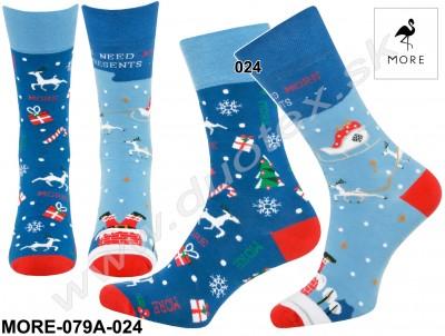 Pánske ponožky More-079A-024