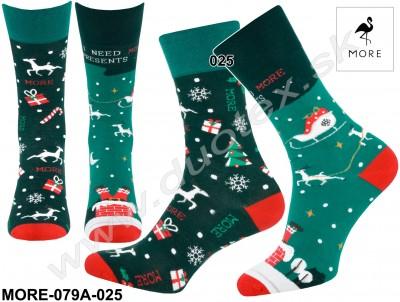 Pánske ponožky More-079A-025