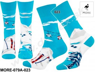 Pánske ponožky More-079A-023
