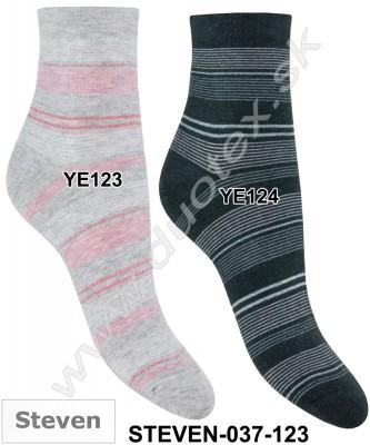 Dámske ponožky Steven-037-123