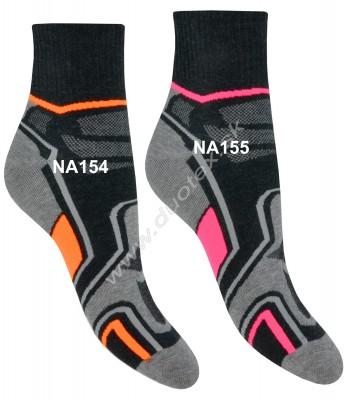 Bavlnené ponožky Steven-026-154