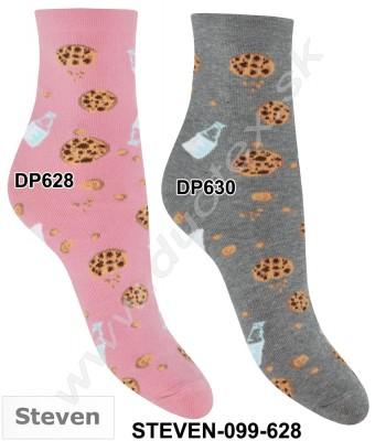 Dámske ponožky Steven-099-628