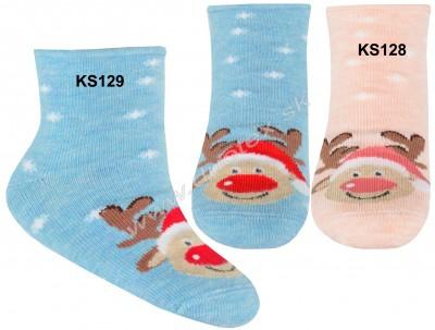 Detské ponožky Steven-138