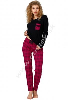 Dámske pyžamo Vivian966