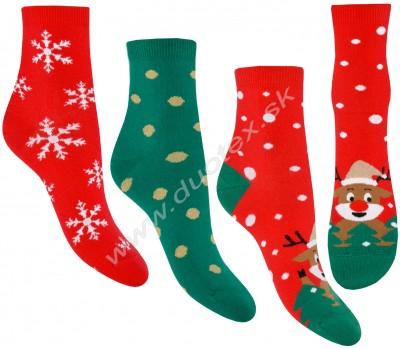 Dámske ponožky w84.55p-vz.993