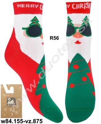 Vianočné ponožky w84.155-vz.875