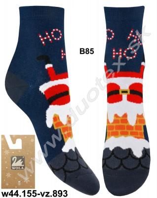 Vianočné ponožky w44.155-vz.893