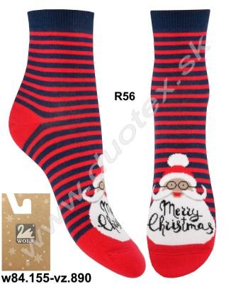 Vianočné ponožky w84.155-vz.890
