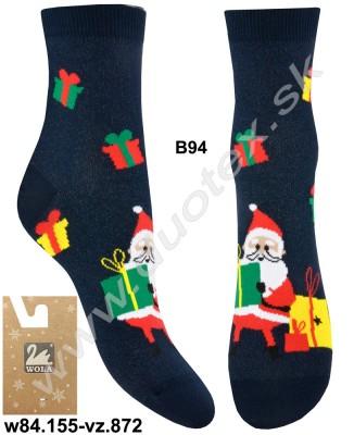 Vianočné ponožky w84.155-vz.872