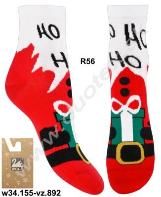 Detské ponožky w34.155-vz.892