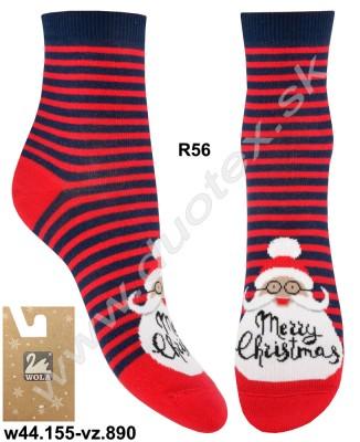 Vianočné ponožky w44.155-vz.890