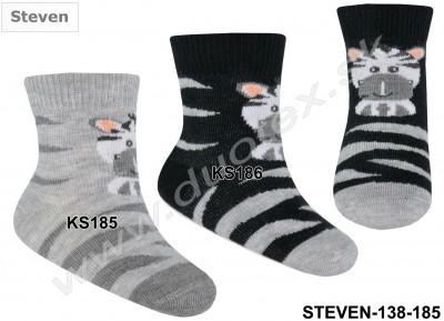 Detské ponožky Steven-138-185