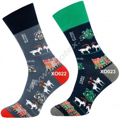 Pánske ponožky Steven-118P-022