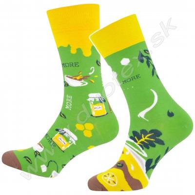 Veselé ponožky More-079A-028