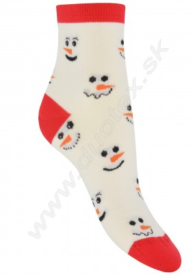 Dámske ponožky w84.155-vz.953