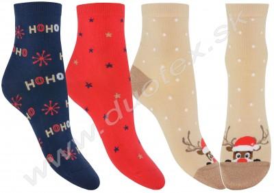 Dámske ponožky w84.55p-vz.997