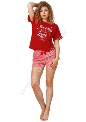 Dámske pyžamo Amber982