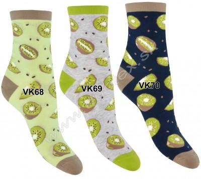 Vzorované ponožky Steven-159-68