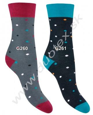 Dámske ponožky Steven-022-260