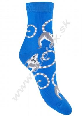 Vzorované ponožky g44.01n-vz.288