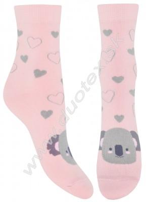Detské ponožky g44.01n-vz.294
