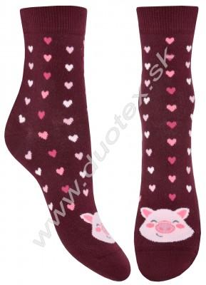 Detské ponožky w24.01p-vz.284