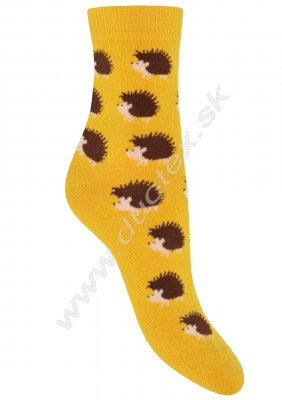 Vzorované ponožky w44.01p-vz.285