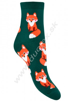 Dámske ponožky w84.01p-vz.275