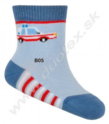 Kojenecké ponožky w14.p01-vz.533