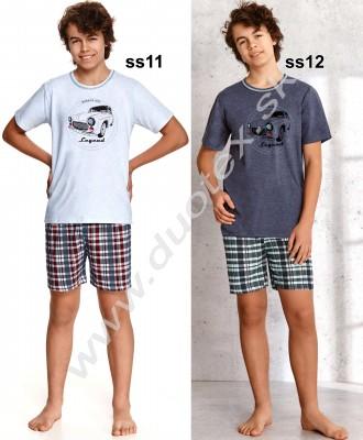 Chlapčenské pyžamo Damian1111-1