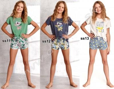 Dievčenské pyžamo Gabi2384